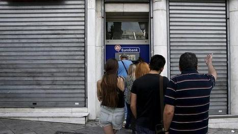En Grèce, le Web et les applis tournent aussi au ralenti   Le Web, ses évolutions et les NTIC vues par un avocat.   Scoop.it