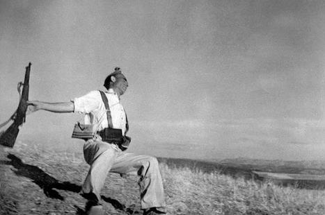 Arrêt sur images - la valise mexicaine de Robert Capa | spanish civil war | Scoop.it