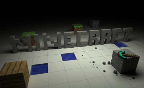 Digital game based learning - Minecraft English kicks off! | Digital Play | Scoop.it