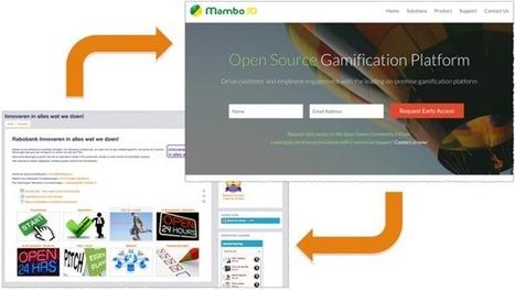 Wereldwijde primeur: open source gamification platform Mambo & Moodle | innovation in learning | Scoop.it