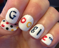 Google Nail Polish | The Tech World | Scoop.it