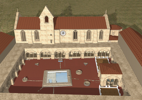 Visita Virtual: Santa Clara-a-Velha - CCG | History 2[+or less 3].0 | Scoop.it