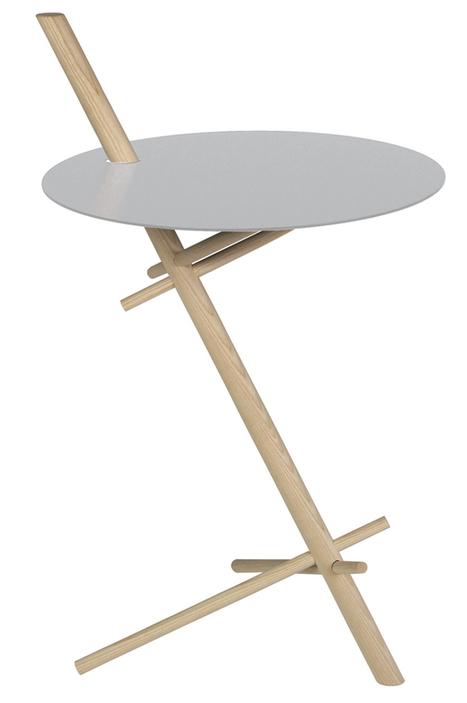 Minimato - Side Table by Matthias Ferwagner » Yanko Design | L'Etablisienne, un atelier pour créer, fabriquer, rénover, personnaliser... | Scoop.it
