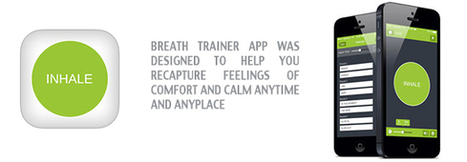 Breathe 911 - Breathe in a Sense of Happiness - WebAppRater | iPHONE APP REVIEWS | Scoop.it