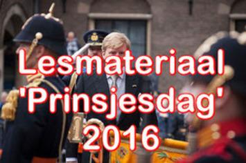 Lesmateriaal 'Prinsjesdag 2016' | Edu-Curator | Scoop.it