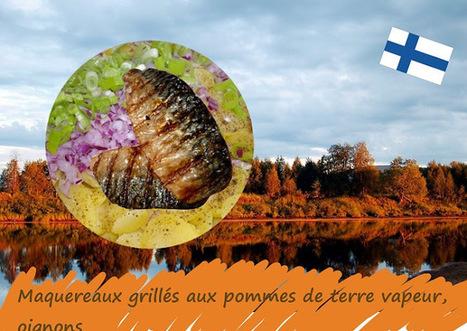 Recette de maquereaux aux pommes de terre, échalotes, oignons et tomates cocktail (Finlande) | Street food : la cuisine du monde de la rue | Scoop.it