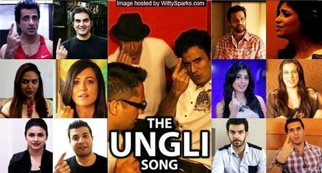 Let's be part of the Ungli Campaign and choose the best for our country!   Witty Sparks   Celeb Buzz   Scoop.it