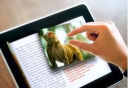 Interactive eBook Apps: The Reinvention of Reading and Interactivity | UX Magazine | delogbruk.no | Scoop.it