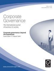 Sethi, S.Prakash (2006), Corporate Governance: Beyond the Boardroom, Editor: Emerald Group Publishing Limited | Duality of CEO and its effect on firm performance of listed companies in Vietnam | Scoop.it