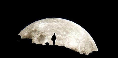 Un projet de résidence de tourisme de luxe sur la Lune pour 2030 | Actus décalés | Scoop.it