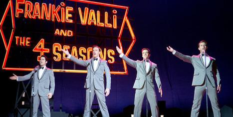 "[Review] ""Jersey Boys"" : du grand Clint | Jersey Boys - Web Coverage | Scoop.it"