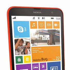 Nokia Lumia 1320 Windows Phablet price in India and specifications | Mobiles Bug | Mobiles Bug | Scoop.it