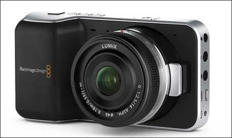 Blackmagic sorprende con una cámara 4K de 4.000 dólares y otra de 995 | COMPACT VIDEO & PHOTOGRAPHY | Scoop.it