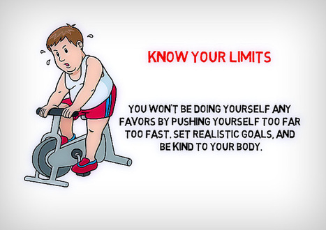 Know Your Limits | Quotes Abouth Health | Scoop.it