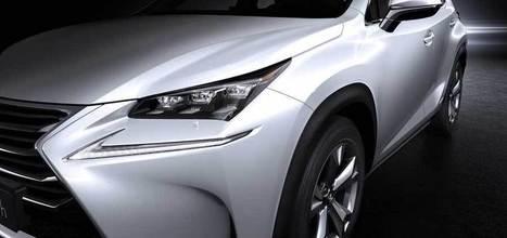 Weltpremiere des Lexus NX in Peking - Der Mann und sein Auto | april 14 | Scoop.it