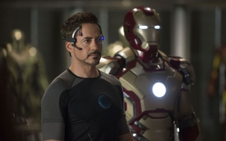 Movie code reveals Iron Man was made of Lego - Telegraph | Radio Show Contents | Scoop.it
