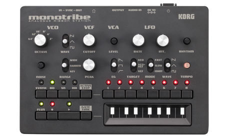 Hey, what's that sound: Korg Monotribe - The Guardian | analouge synthesizers and analouge drum machines, | Scoop.it