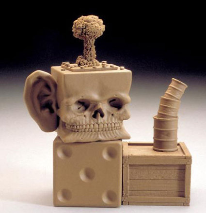 Richard Notkin Ceramic Art » Hemmy.net - A source of varied interests | Ceramic artists | Scoop.it