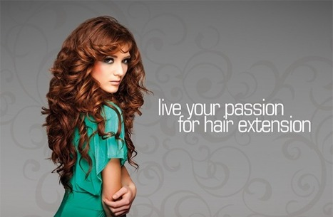 Hair extensions USA for awesome hairstyle | Hair Extensions | Scoop.it