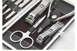 Joseph (United States) 12 Piece Finger / Toe Nail Care Manicure & Pedicure Set Travel & Grooming Kit | joy gitfs | Scoop.it