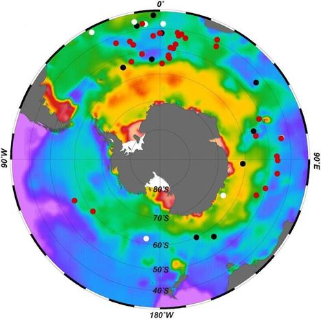 Study: Southern ocean was a big CO2 sink during last ice age | Geology | Scoop.it