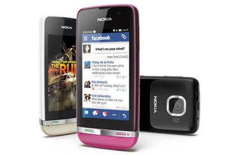 The New Nokia Asha 311.. first impression, review   Mobile IT   Scoop.it