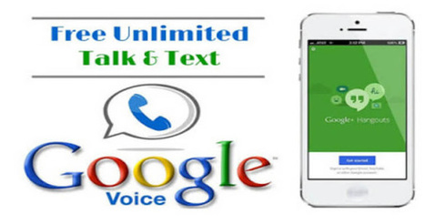 Get Free Unlimited Talk and Text Using Google Voice and Hangouts | Cell Phone Plans | Scoop.it