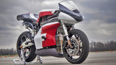 Ohio State University Fields Electric Motorcycle Race Team | Motorcycle Innovations | Scoop.it