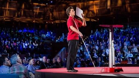 TED Talk: Daniel Kish, How I use sonar to navigate the world | TeachingEnglish | Scoop.it