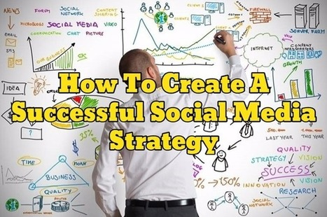 How To Create A Successful Social Media Strategy | My Social Media Guide | Scoop.it
