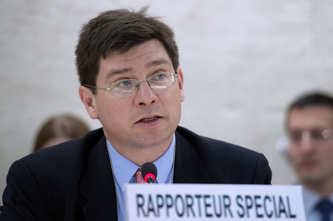 Special Procedures: Recommendations to strengthen State cooperation and combat reprisals | UN Human Rights | Scoop.it
