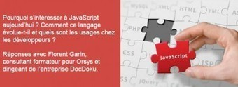 JavaScript au cœur des architectures Web | Le blog de la formation informatique | ORSYS Formation | Scoop.it