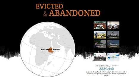 Evicted and Abandoned: Explore Stories From Around the World | Daraja.net | Scoop.it