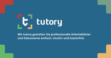 tutory.de - Arbeitsblätter online gestalten, Millionen Bilder unter offener Lizenz können jetzt direkt im tutory-Editor verwendet werden | Medienbildung | Scoop.it
