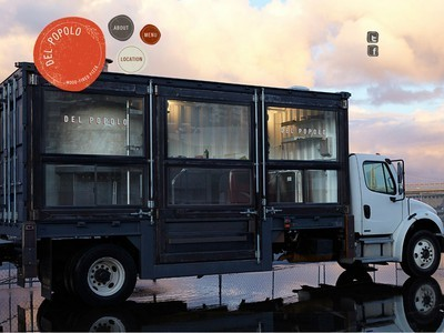 Mobile Pizzeria is Built Out Of A 20' Shipping Container | Vertical Farm - Food Factory | Scoop.it