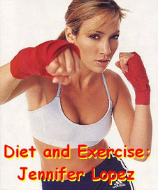 Diet and Exercise: Jennifer Lopez ~ free belly fat solution   BELLY FAT SOLUTION   Scoop.it