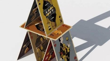 Federico Babina convierte a los arquitectos más famosos en una baraja de cartas | Nuevos aprendizajes para el emprendizaje | Scoop.it