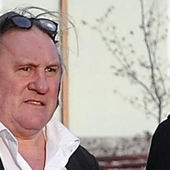 Gérard Depardieu fête son permis de conduire belge à coups de rouge | Vin & Gastronomie | Scoop.it