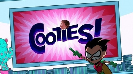 New CLIP: Teen Titans Go! – Boys vs. Girls | Cartoons for Kids | Scoop.it