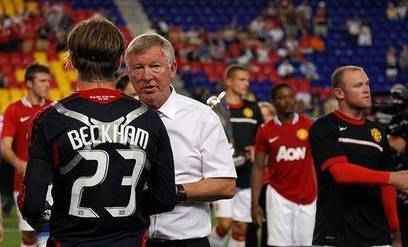 Play the Game: Beckham and Ferguson: A Tale of Two Masculinities | Gender & Sport | Scoop.it