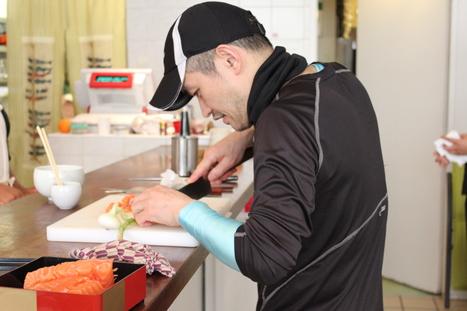 Hisayuki Takeuchi fête la Gastronomie à la semaine Tous au Restaurant | Gastronomie et alimentation pour la santé | Scoop.it