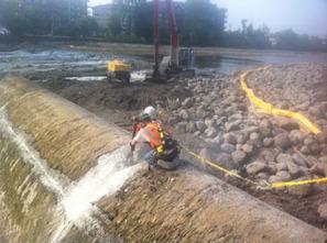 Dam removal continues at quick pace - Riverside Brookfield Landmark   Fish Habitat   Scoop.it