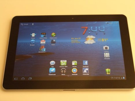 Assessing the corporate tablet field: Why the enterprise may be different | ZDNet | Tablet Publishing | Scoop.it