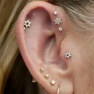 Tragus Ear Rings | | Modest Clothing | Scoop.it