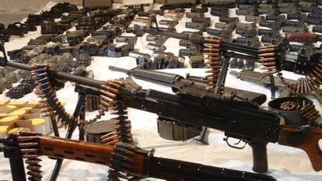 Syria rebels get 35-ton KSA arms cargo | Global politics | Scoop.it