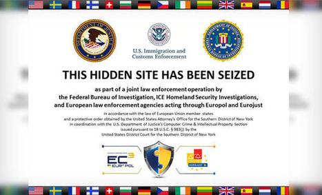 Authorities Seize 'Darknet' Drug Sites | Computer Forensics, Cyber Intelligence | Scoop.it