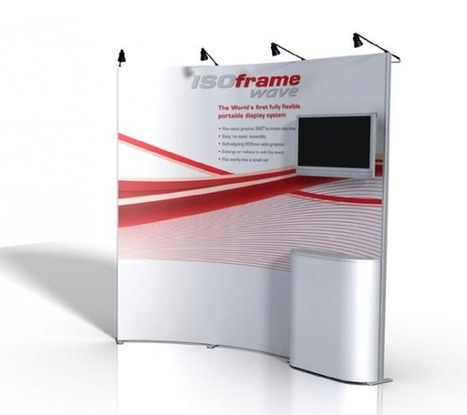 7 Easy Arrangements To A Winning ISO Frame Wave Portable Exhibit Display   Portable Exhibition Display   Scoop.it