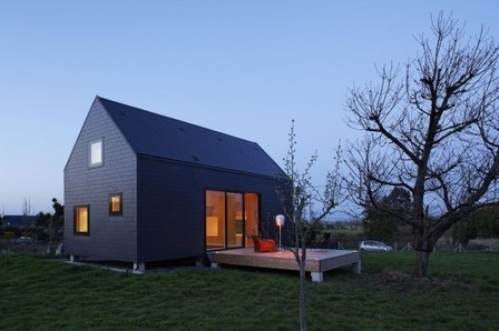 G house: Passive Design in Normandy, France | sustainable architecture | Scoop.it