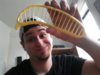 Design of the Week: Improved Banana Slicer | Big and Open Data, FabLab, Internet of things | Scoop.it