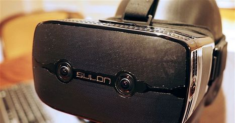 The Sulon Q has insane mixed reality ambitions | relevant entertainment | Scoop.it